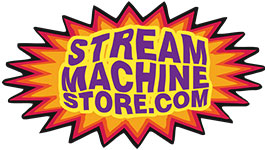Stream Machine and WaterSports Products