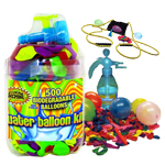 Water Balloons & Water Balloon Launchers