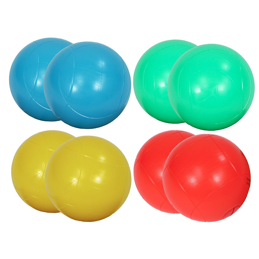 5 Pack Bundle of Lighted Bocce Ball Set, Water Sports Bocce Set 80075-6