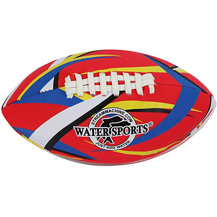 ItzaFootball, 9-Inch Football, Water Sports Itzafootball 80080-0