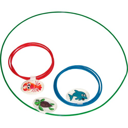 Swim Thru Rings Swimming Rings, Water Sports Underwater Rings 81055-7