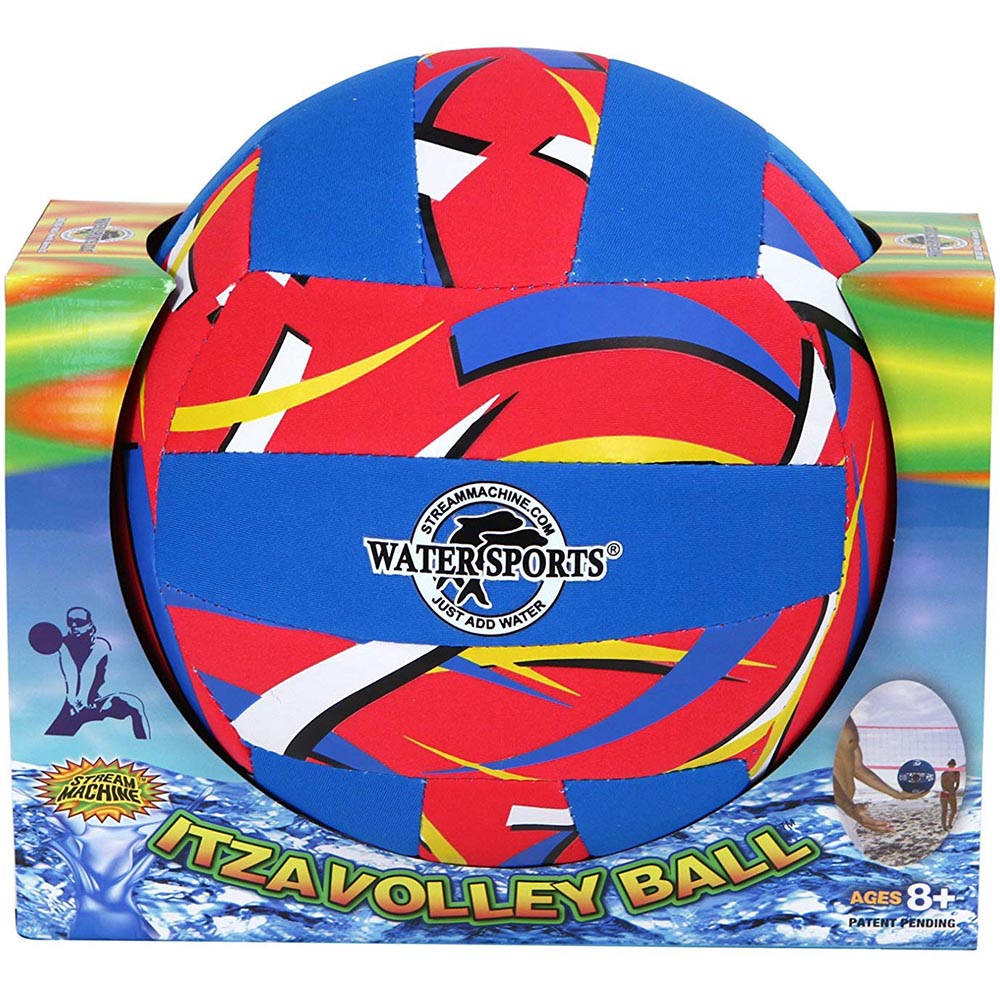 ItzaVolleyball Beach and Pool Volleyball, Water Sports Volleyball 81082-3