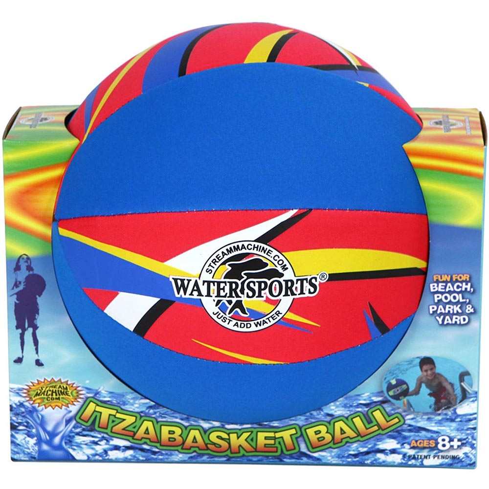 ItzaBasketball, Water Sports Basketball 81083-0