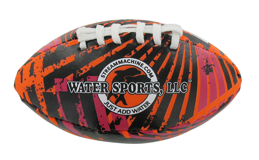 Itza Mini 6-Inch Football, Water Sports 81085-4