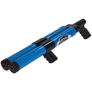 Stream Machine DB-1500, 23-Inch Double Barrel Gun, Water Sports Water Launcher