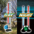 Lighted Deluxe Poles Game w/ Lighted Flying Disc and Lighted Poles