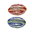 ItzaMiniFootball 2-Pack of 4 Inch Mini Footballs, Water Sports ItzaMiniFootball