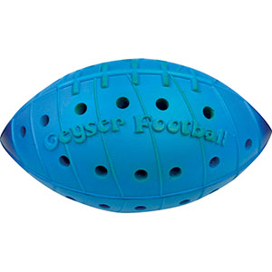 Small Geyser Football 6-Inch, WaterSports 84001-1