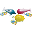 Geyser Guys Soft Squirting Water Toys, WaterSports 84008-8